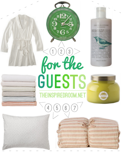 {Gather} For the Guests