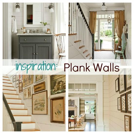 Adding Character: Wood Plank Walls