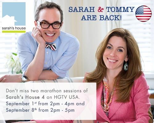 Sarah's House Season 4 {I Heart Sarah Richardson}