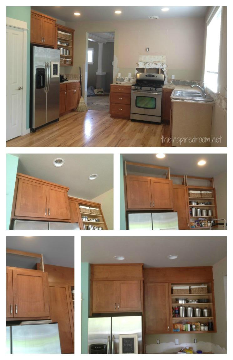 Beautiful Space above Kitchen Cabinets 745 x 1149 · 165 kB · jpeg