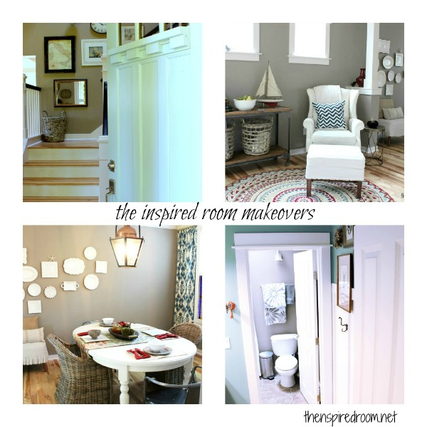 Afters - The Inspired Room Makeovers Afters