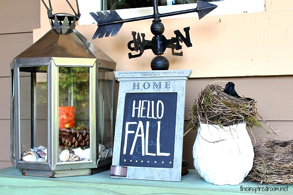 Welcome To The Inspired Room's 5th Annual Fall Nesting Series 2012!