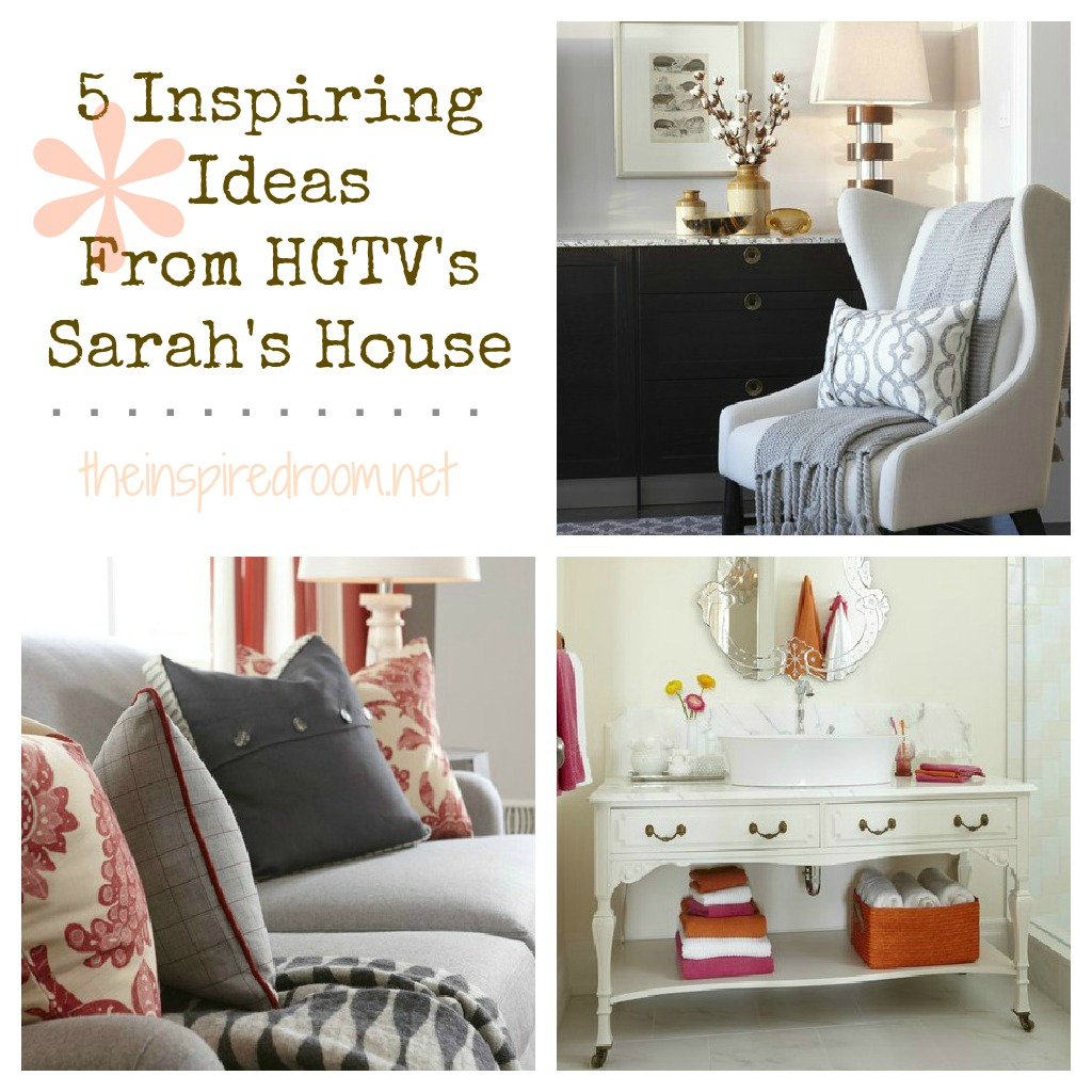 5 Inspiring Ideas from Sarah\'s House - The Inspired Room