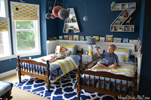 Room decorating before and after makeovers - Bedroom ideas for 3 year old boy ...