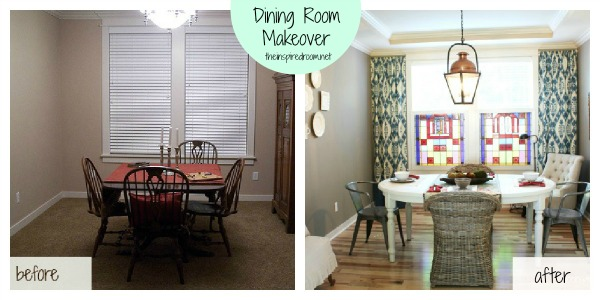 My Dining Room Makeover An Evolution Before Amp After