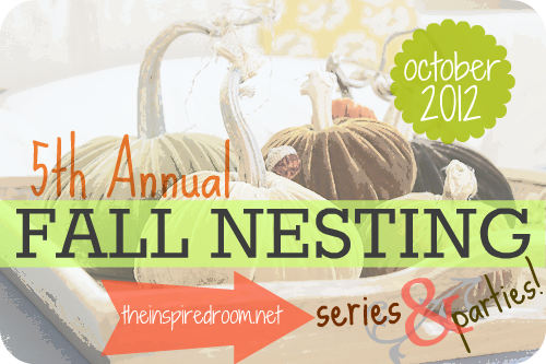 2012 Fall Nesting Party Schedule and FAQ