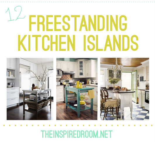 freestanding islands