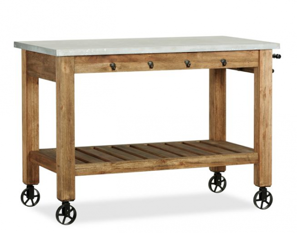 Country Kitchen Islands On Wheels