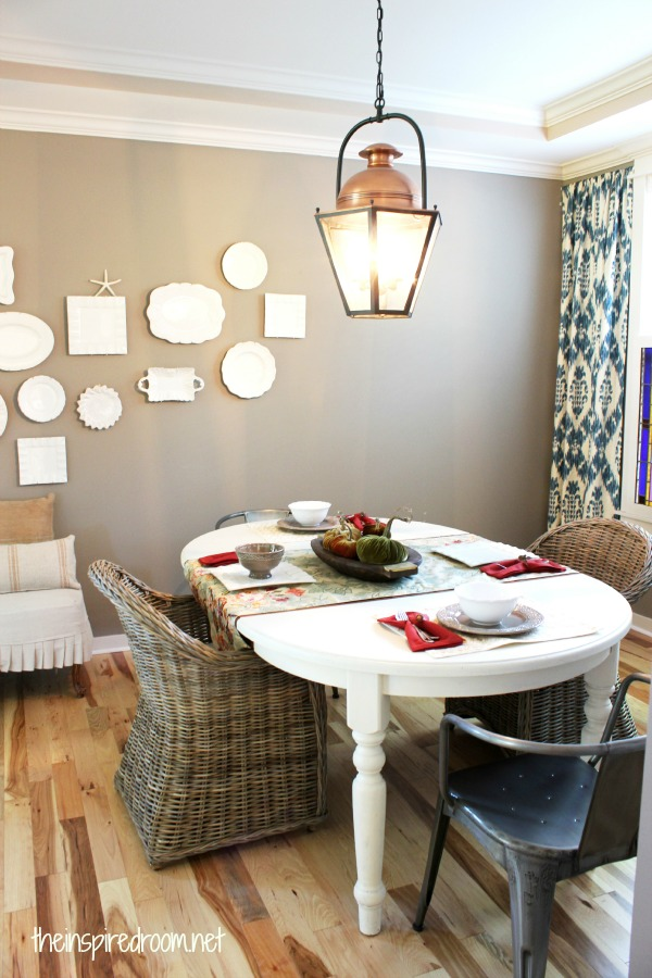 Beautiful My Dining Room Makeover! An Evolution {Before U0026 After}