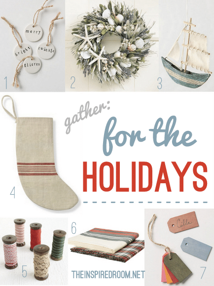 Gather: For the Holidays