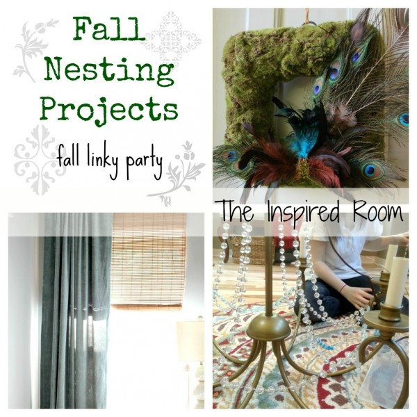 Favorite Fall Projects {Linky Party!}