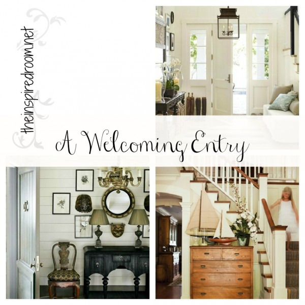 Fall Nesting: A Welcoming Entry