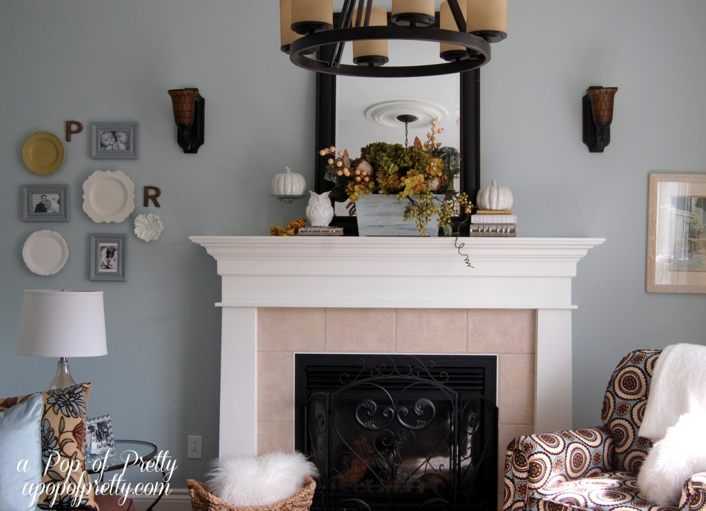 fall decorating around blogger 39 s houses the inspired room