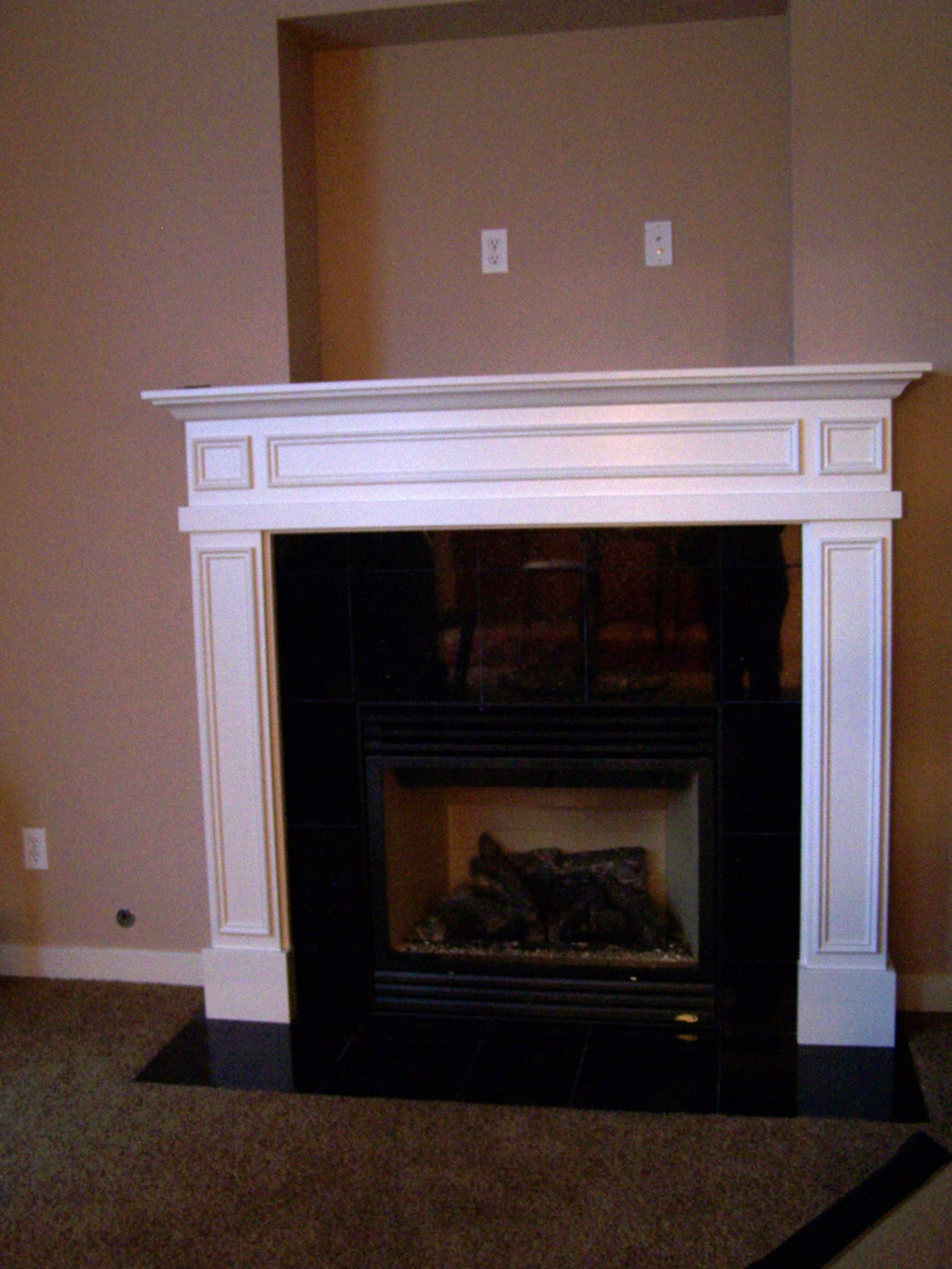 fireplace makeover the inspired room