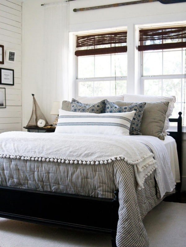 Winter Bedrooms {Layers}