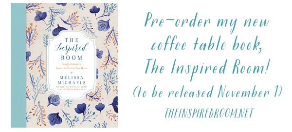 The Inspired Room - Coffee table book