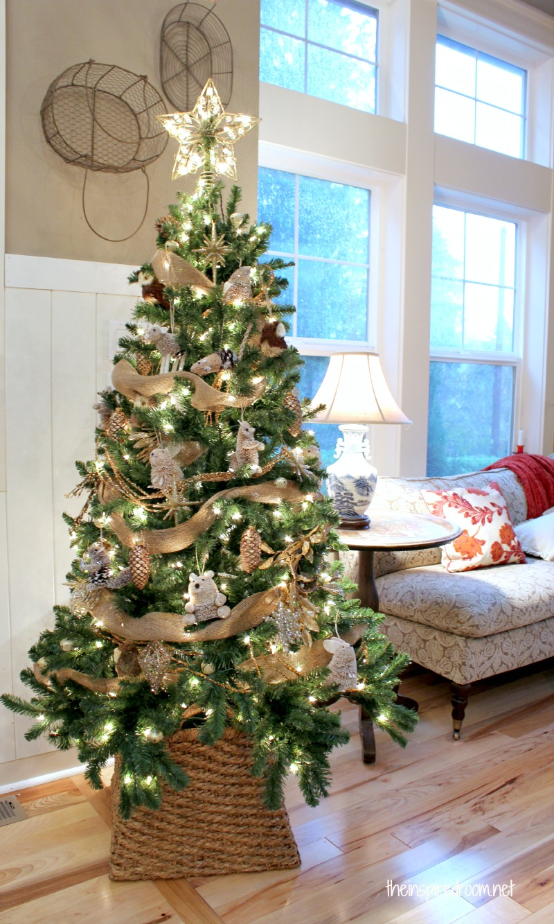 9 Weeks 'Til Christmas! {My Christmas Tree Plans!}