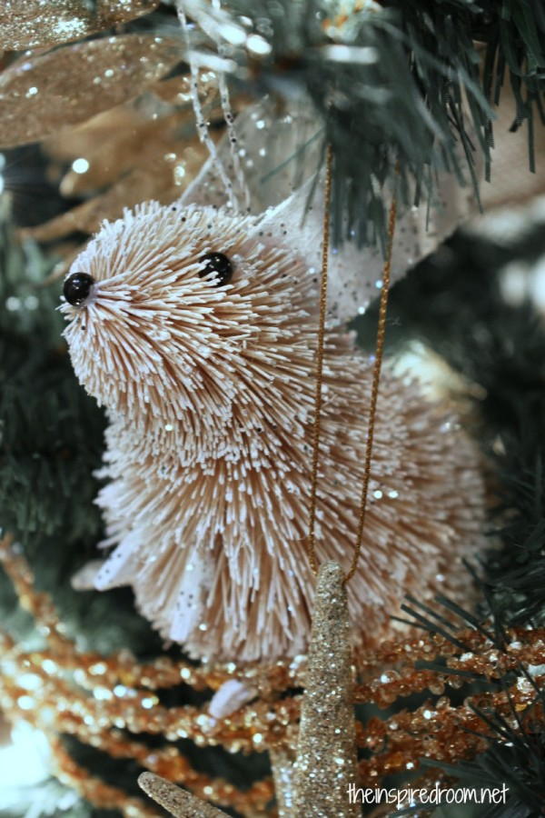 My Woodland Christmas Tree Reveal