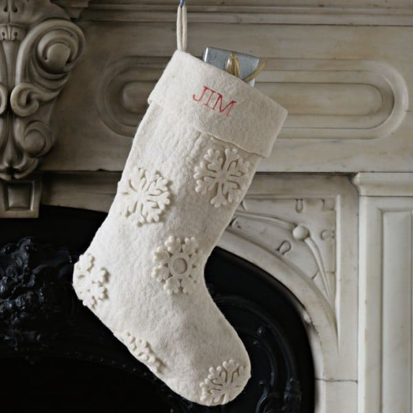 tis the season} Christmas Stockings - The Inspired Room