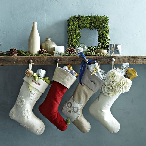 {'tis the season} Christmas Stockings