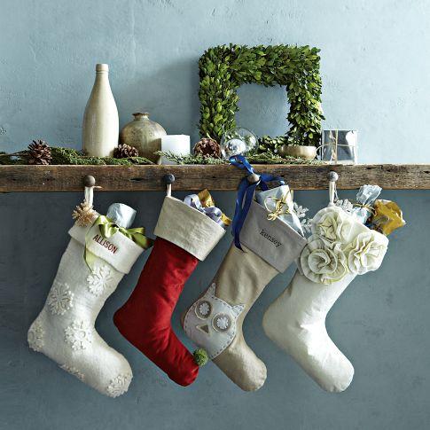 {'tis the season} Christmas Stockings