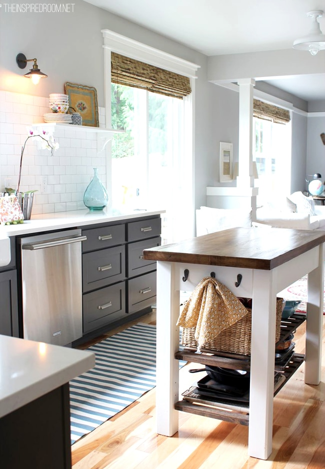 the inspired room kitchen