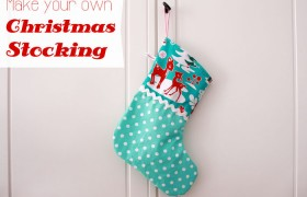 DIY Stocking