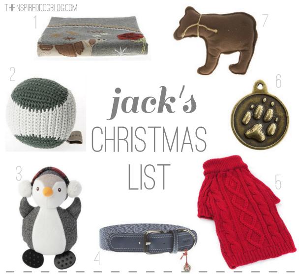Jack's Christmas List