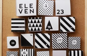 DIY Printable Advent Calendar {Hey Look}