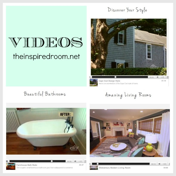Exciting Announcement! New Decorating & Homemaking Videos!