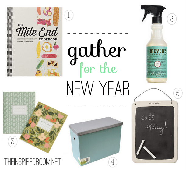 Gather: Goals & Aspirations for 2013