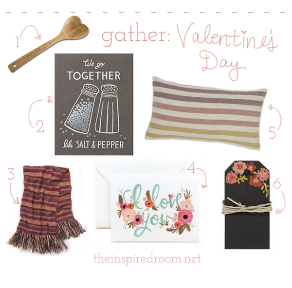 Gather: Valentine's Day
