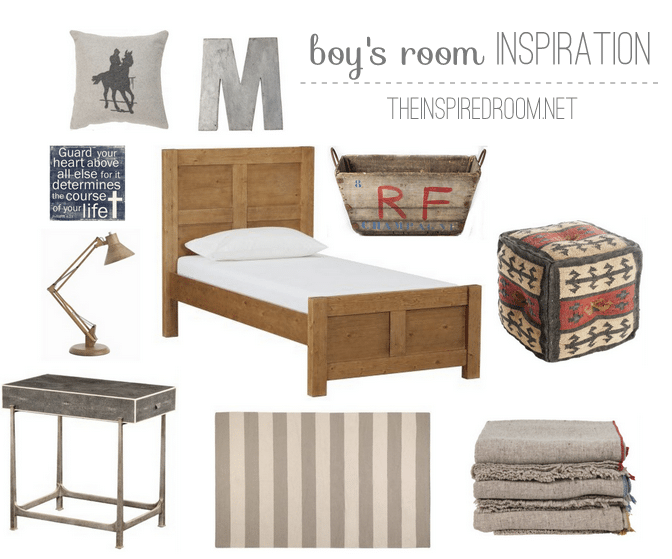 Boy's Bedroom Decorating Ideas