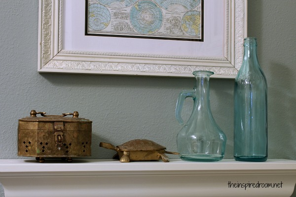 Powder Room, Take Two {2nd Budget Makeover REVEAL!}