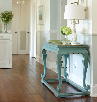 Using Multiple Paint Colors in One Room {Sarah Richardson}