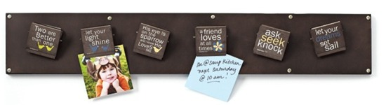 """The """"Take Action"""" Message Board {Paper Clutter Organization Tip!}"""