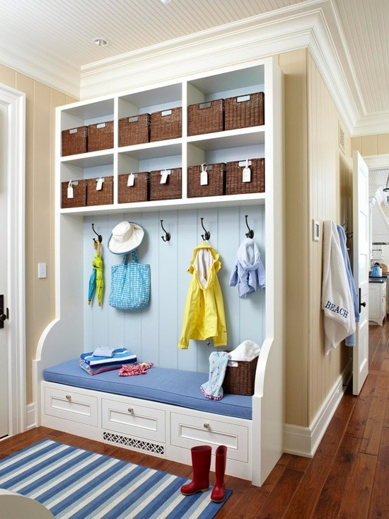 Mudroom-Organization