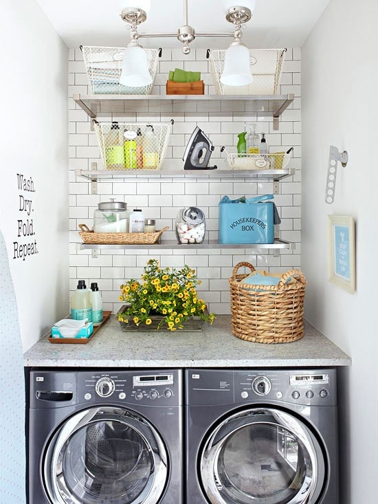 Laundry Room Decorating Ideas On Pinterest Joy Studio