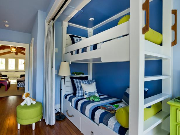 hgtv dream home bunk beds
