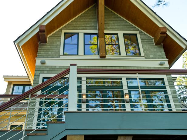hgtv dream home deck and siding