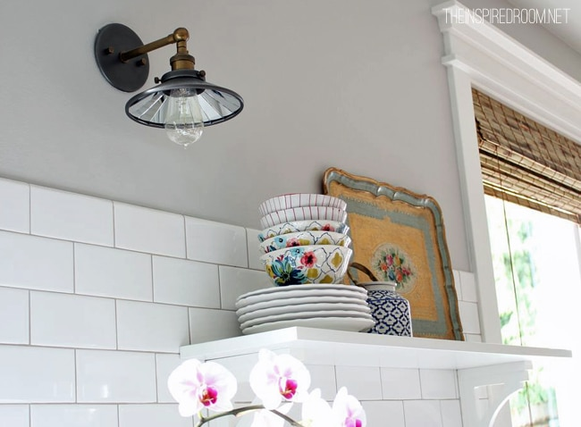 My Thoughts On Brass Trends A Reader Design Question The - Brass kitchen light fixtures