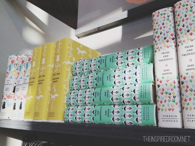 penguin classics book covers
