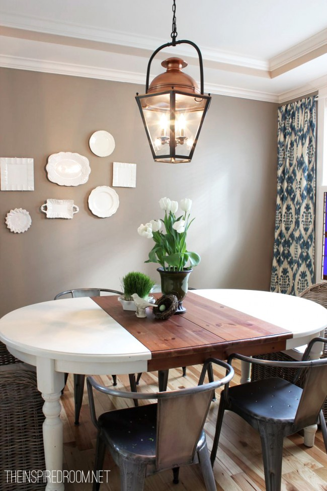 spring dining room ideas