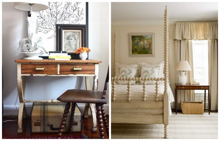 Inspired Style: Spindle Furniture