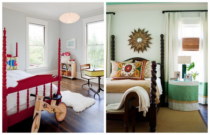 Inspired Style: Spindle Four Poster Beds