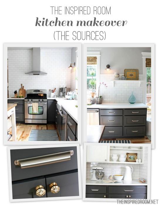 Kitchen Remodel: Sources