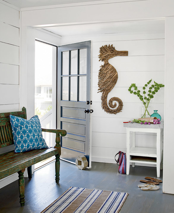 coastal entry way