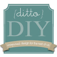 ditto diy inspired design