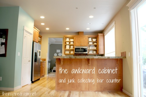 U Shaped Kitchen Remodel Ideas Before And After kitchen remodel - before & after reveal - the inspired room
