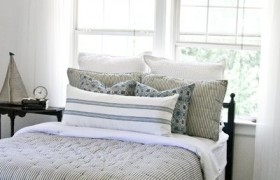 Guest Bedroom {The Lettered Cottage}